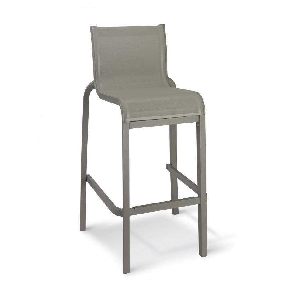 2bf920d1df09 La silla alta Sunset de bar aporta una comodidad absoluta alrededor de todas  sus mesas altas. Conozca más