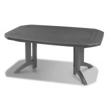 Mesas de jardín Vega 165 x 100cm