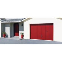 La gama de puertas de garaje