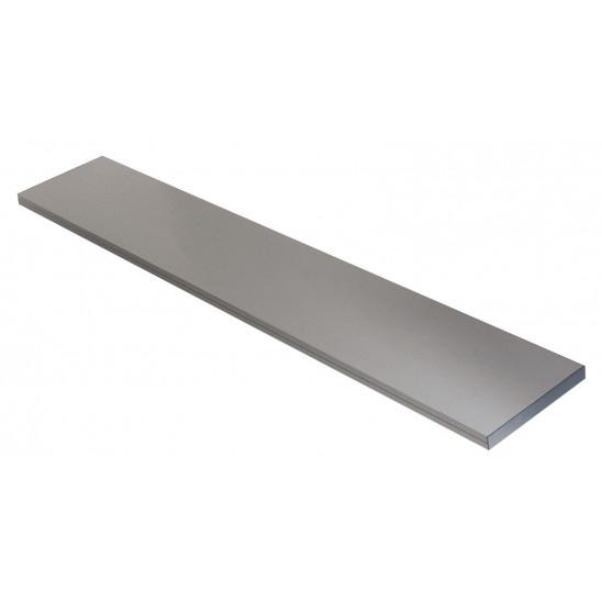 Estante modular MODUL'UP bandeja 107 cm gris