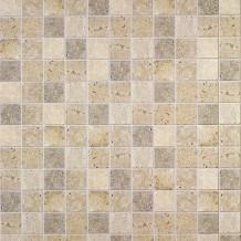 Revestimiento de paredes Element 3D Travertino mosaico