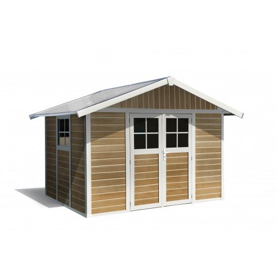 Casetas de jardín Déco Sherwood 7,5 m ²