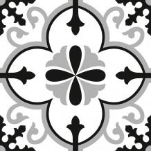 Loseta adhesiva Square Flore