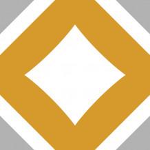 Loseta adhesiva Square Karro