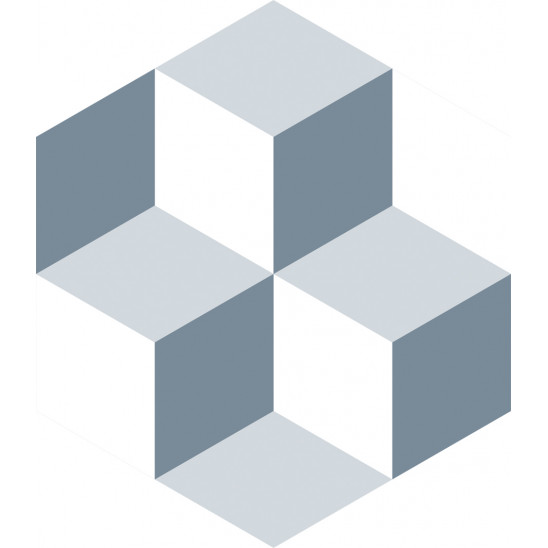 Loseta adhesiva Diamond Kube