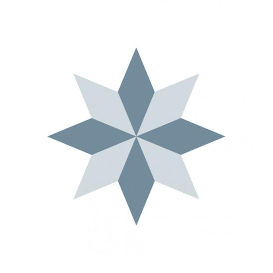 Loseta adhesiva Diamond Rosace