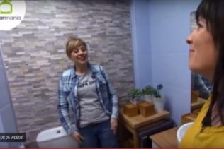 ¡Un cuarto de baño totalmente renovado!