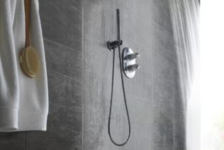 Baños : revestimiento de PVC, una alternativa a l...