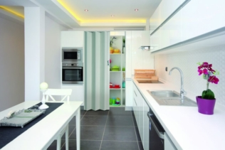 ¡Gane espacio de manera inteligente y elegante!